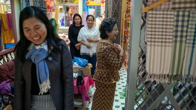 Women Entrepreneurs Act: Chen Sopheap