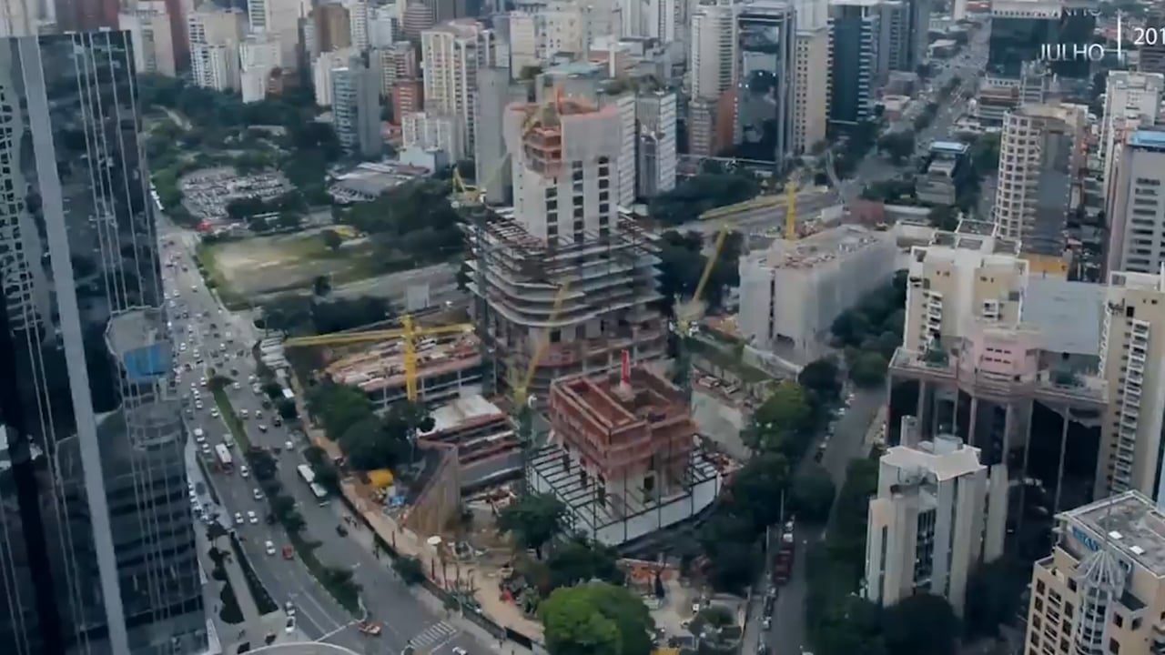 Sao Paulo - Send the Light to the Cities (Short)