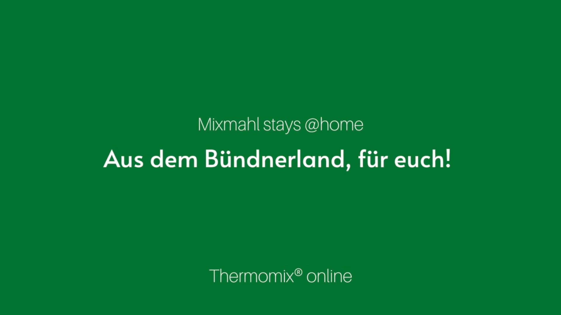 Aus dem Bündnerland, für euch! Sandra Schuler und Team - Rezept-Idee.ch