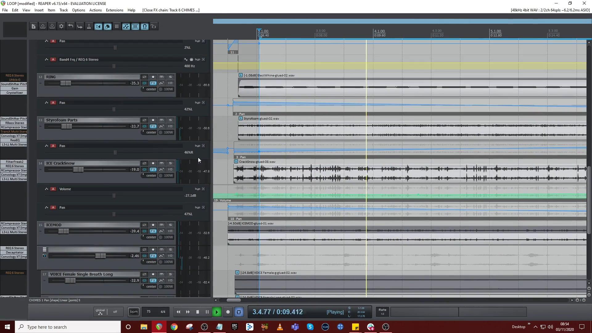 Wolcen - Frost Attack Breakdown