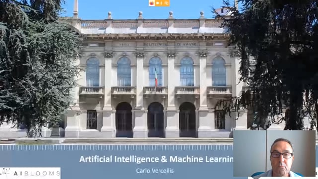 AI & ML: overview and current perspective