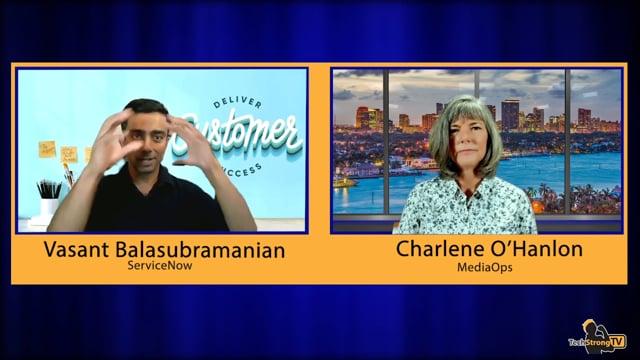 Vasant Balasubramanian - TechStrong TV
