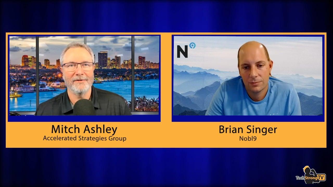 Brian Singer – TechStrong TV