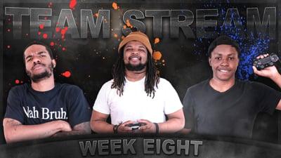 The Madden Beef Week 8 Team Stream! - Stream Replay