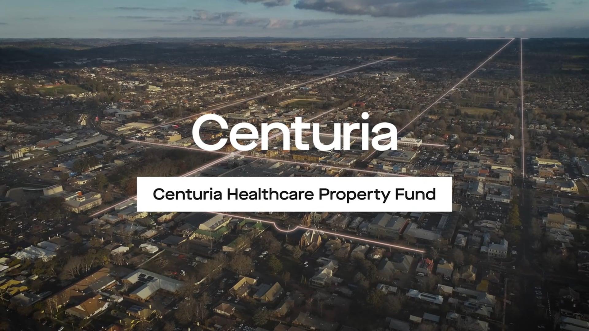 Centuria - Centuria Healthcare Property Fund
