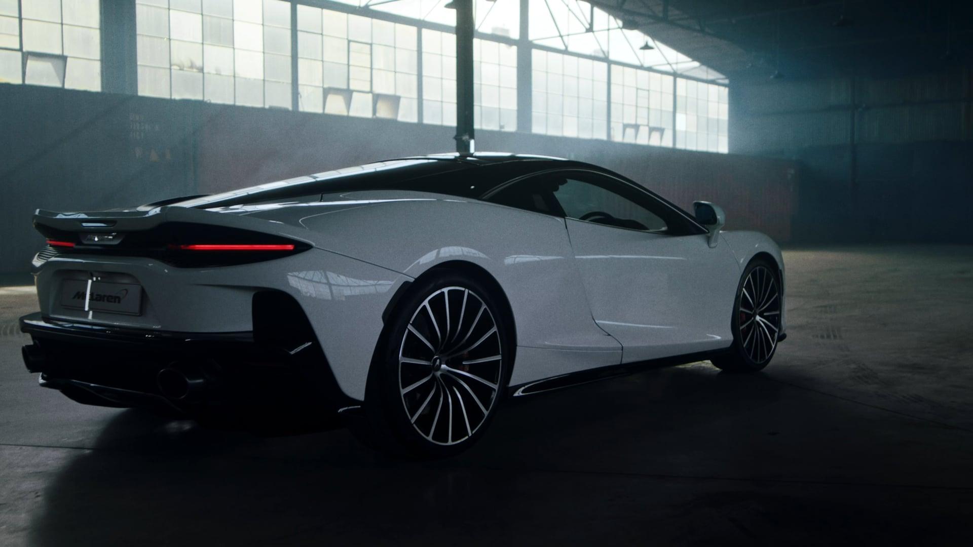 McLaren GT - 30sec TVC