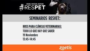 RRSS para clínicas veterinarias