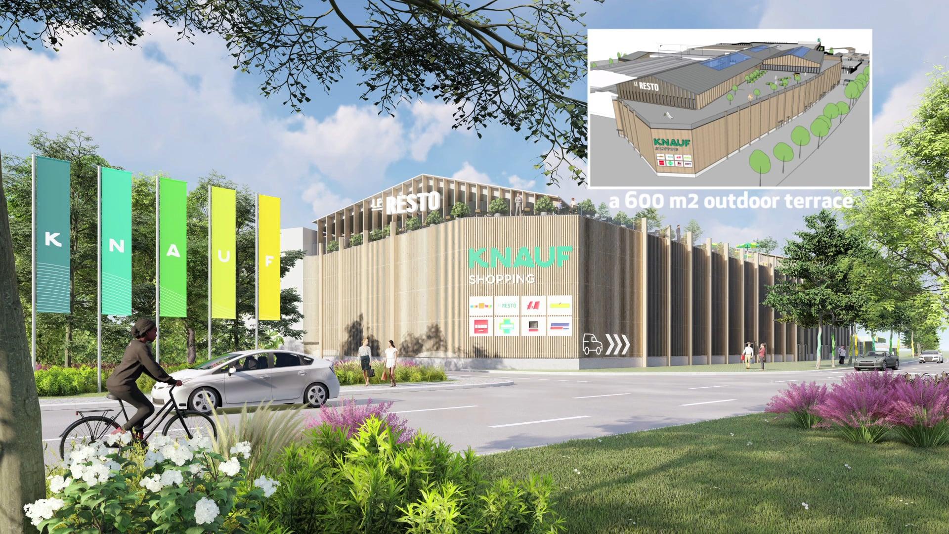 Knauf Shopping Center - Imagine