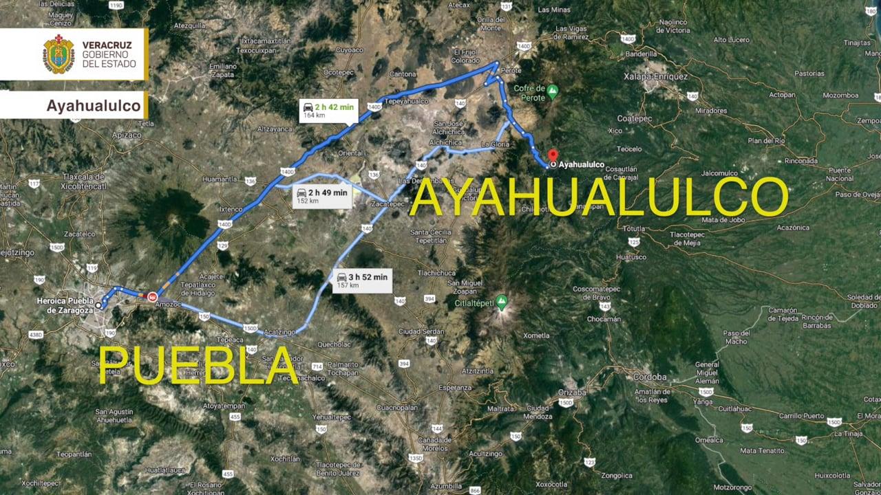 Orgullo Veracruzano: Ayahualulco