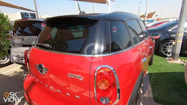 MINI COOPERS 2015 RED FOR...