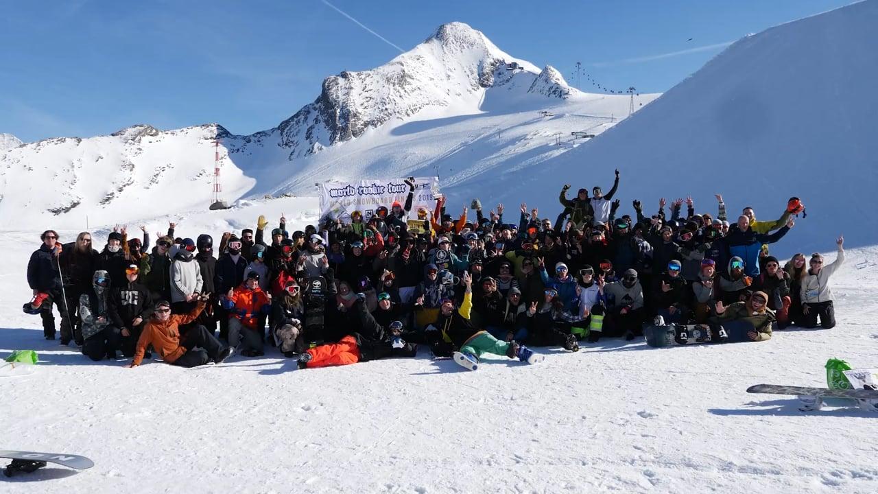 World Rookie Snowboard Finals 2021 - The teaser!