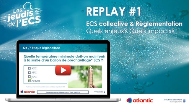 470968821 #1 Les jeudis de l'ECS - Replay Webinaire ECS & Réglementation