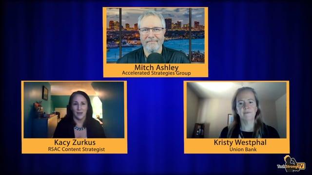 Kacy Zurkus and Kristy Westphal - TechStrong TV
