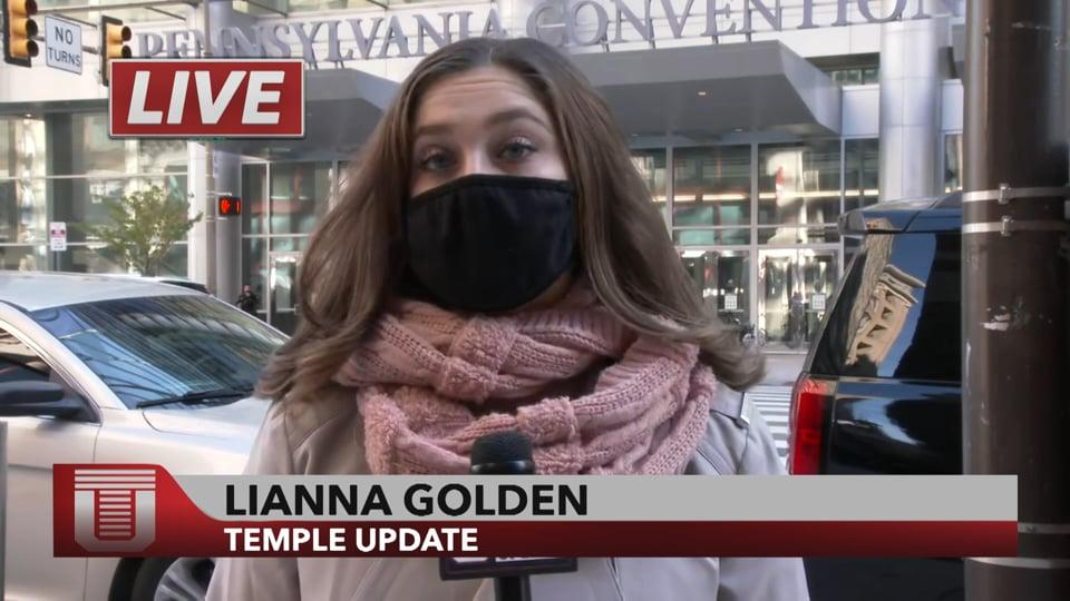 Temple Update: November 5, 2020