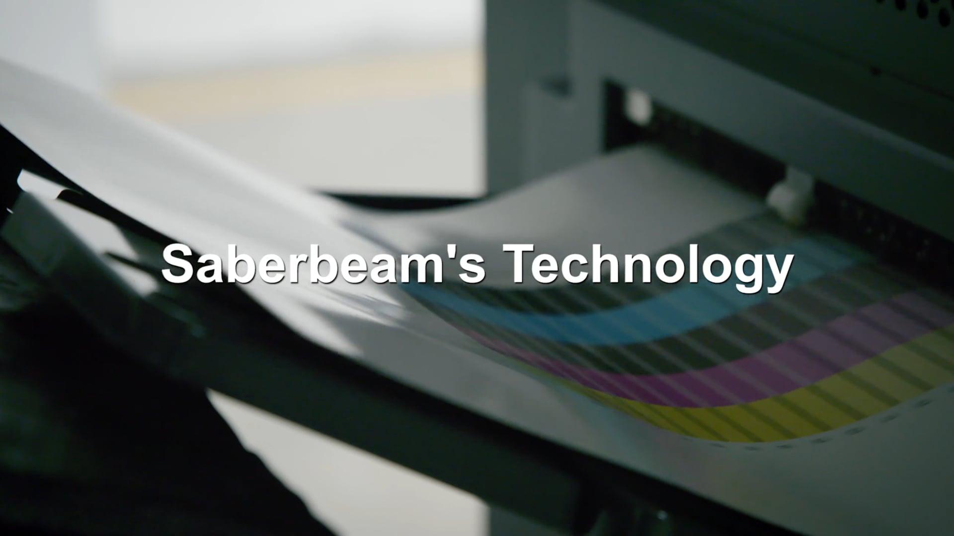 Saber Beam Video Presentation.