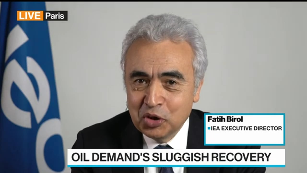Oil demand plummets while oversupply pushes down prices