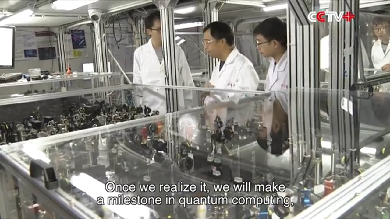 China advances in Quantum communications with work on a global network
