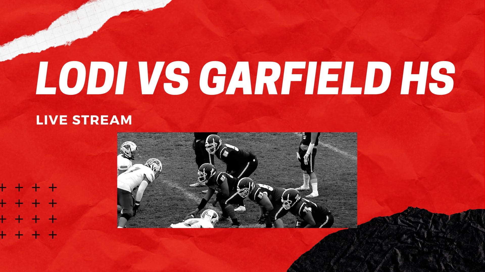 LODI GARFIELD GAME