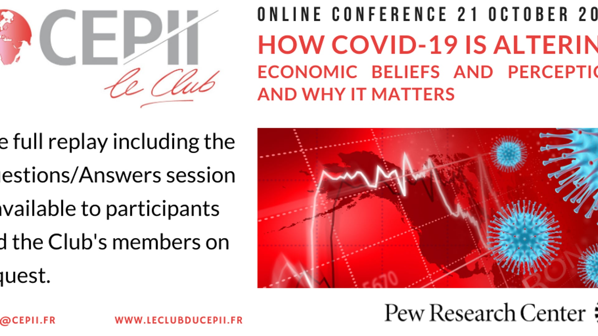 How Covid-19 is altering economic beliefs and perception - and why it matters