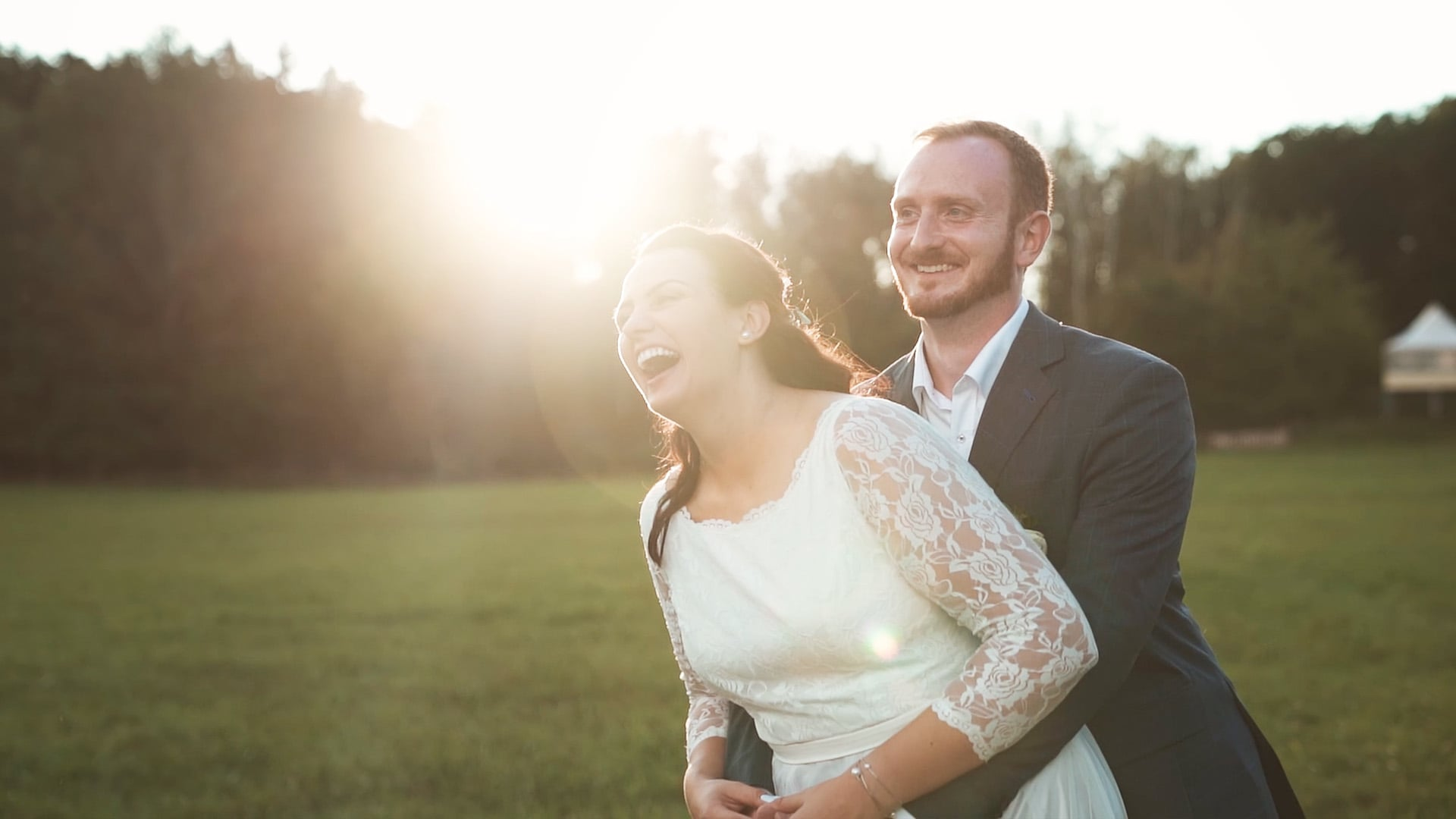 Svatební den: Lenka a Jakub / Penzion Alwin, Chlumec nad Cidlinou