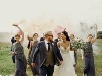 Jack and Abigail Sopley Mill Micro Wedding