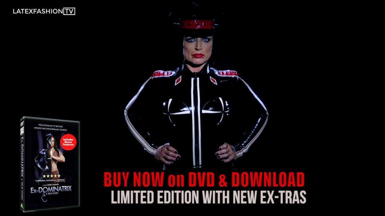 Ex-Dominatrix Anniversary DVD | LatexFashionTV
