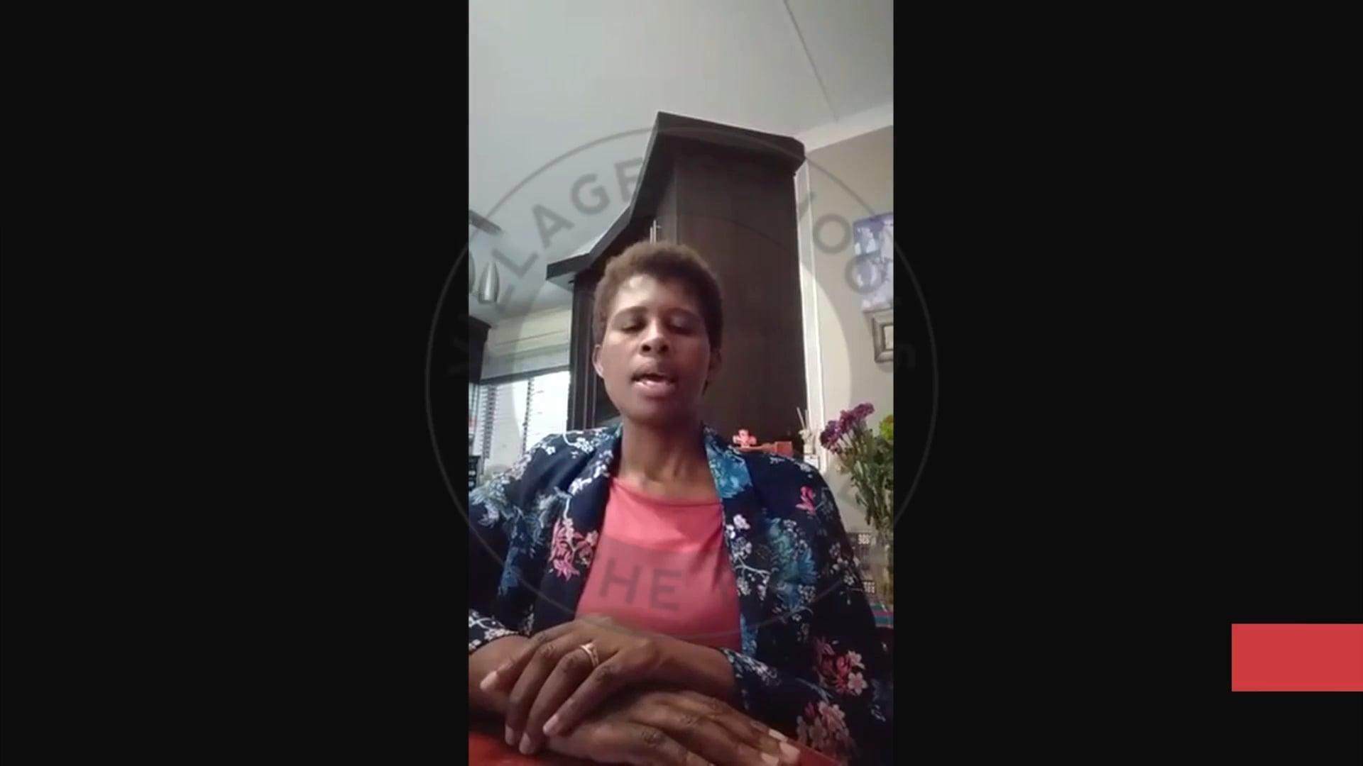 Mathabo Masilela Testimonial