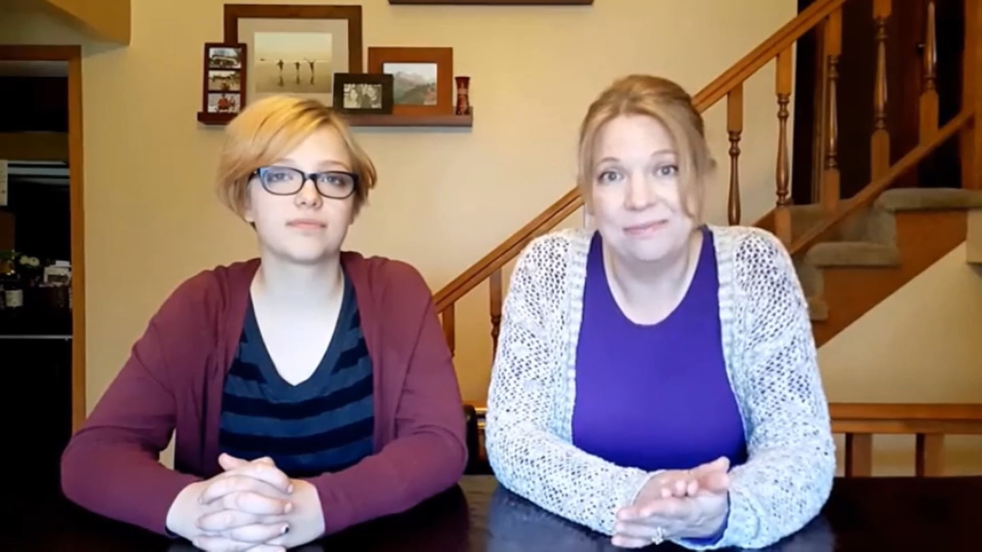 Sonja & Alex Lindgren Testimony