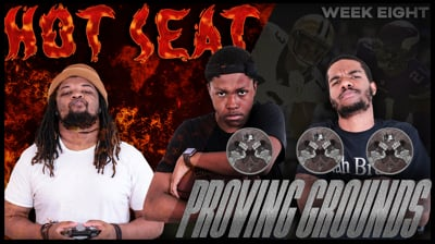 The Madden Beef Week 8 Hot Seat + Proving Grounds! - Stream Replay