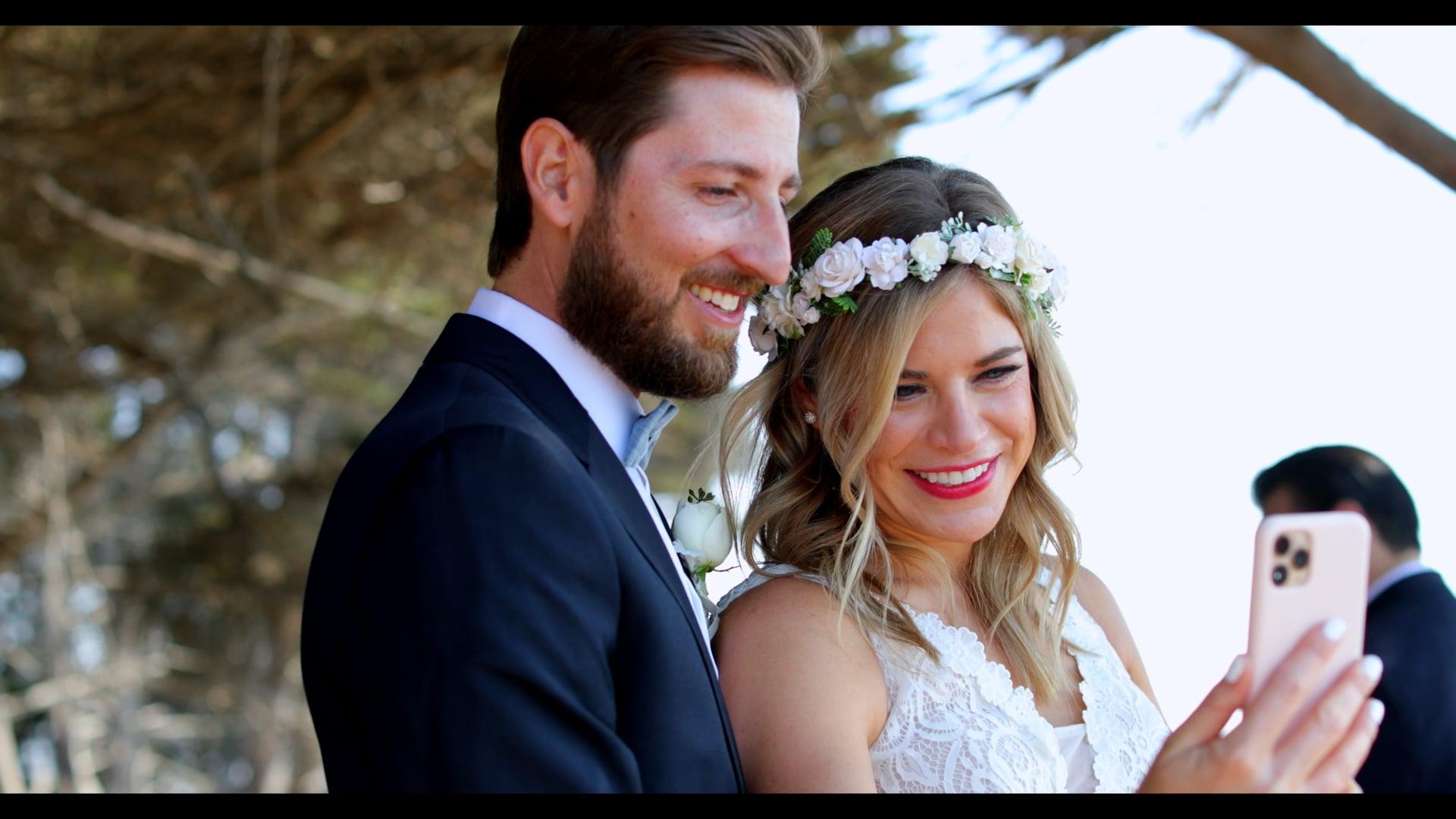 Annabell & David Wedding