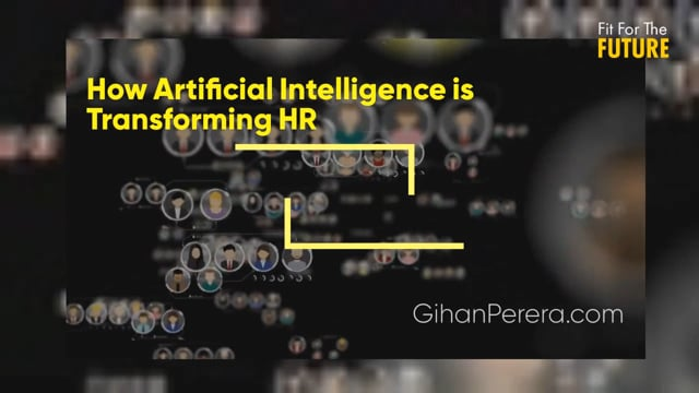 How Artificial Intelligence is Transforming HR
