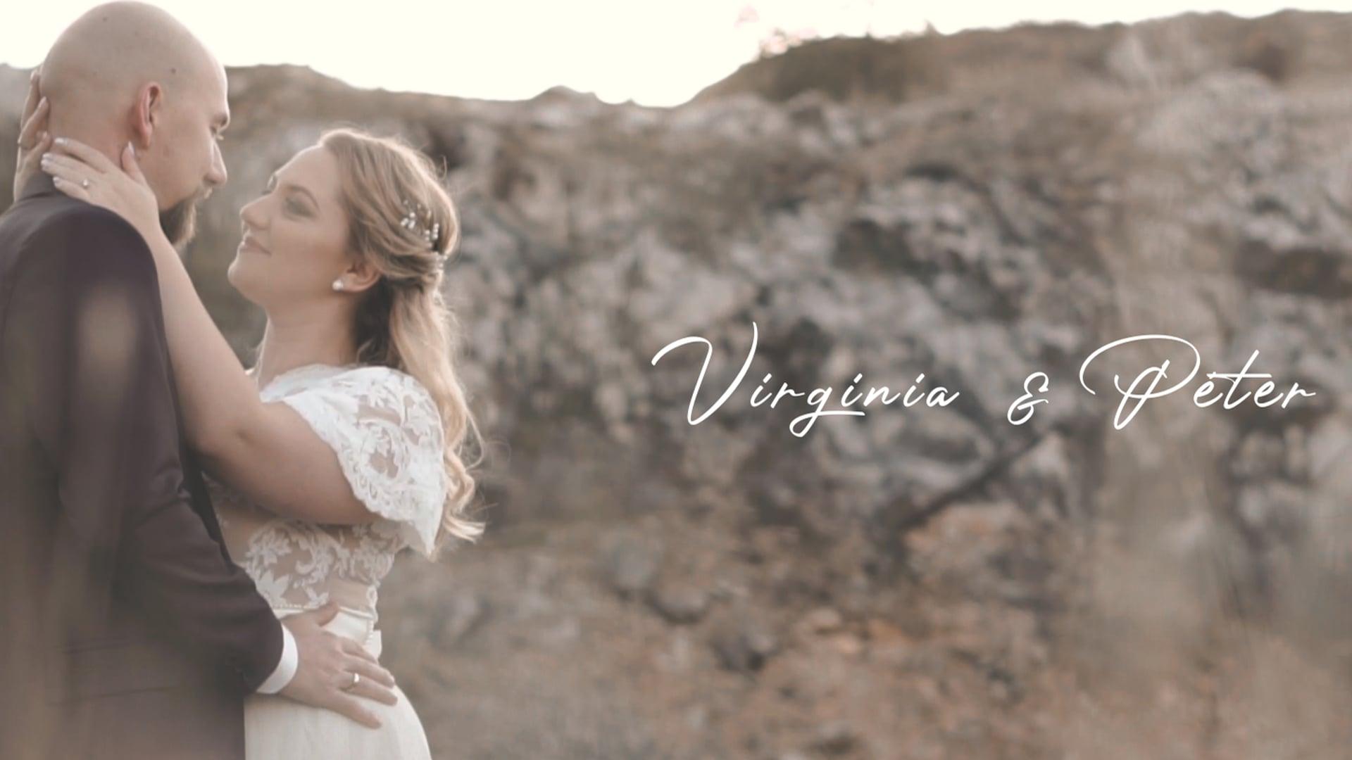 Virginia & Péter I Wedding highlights