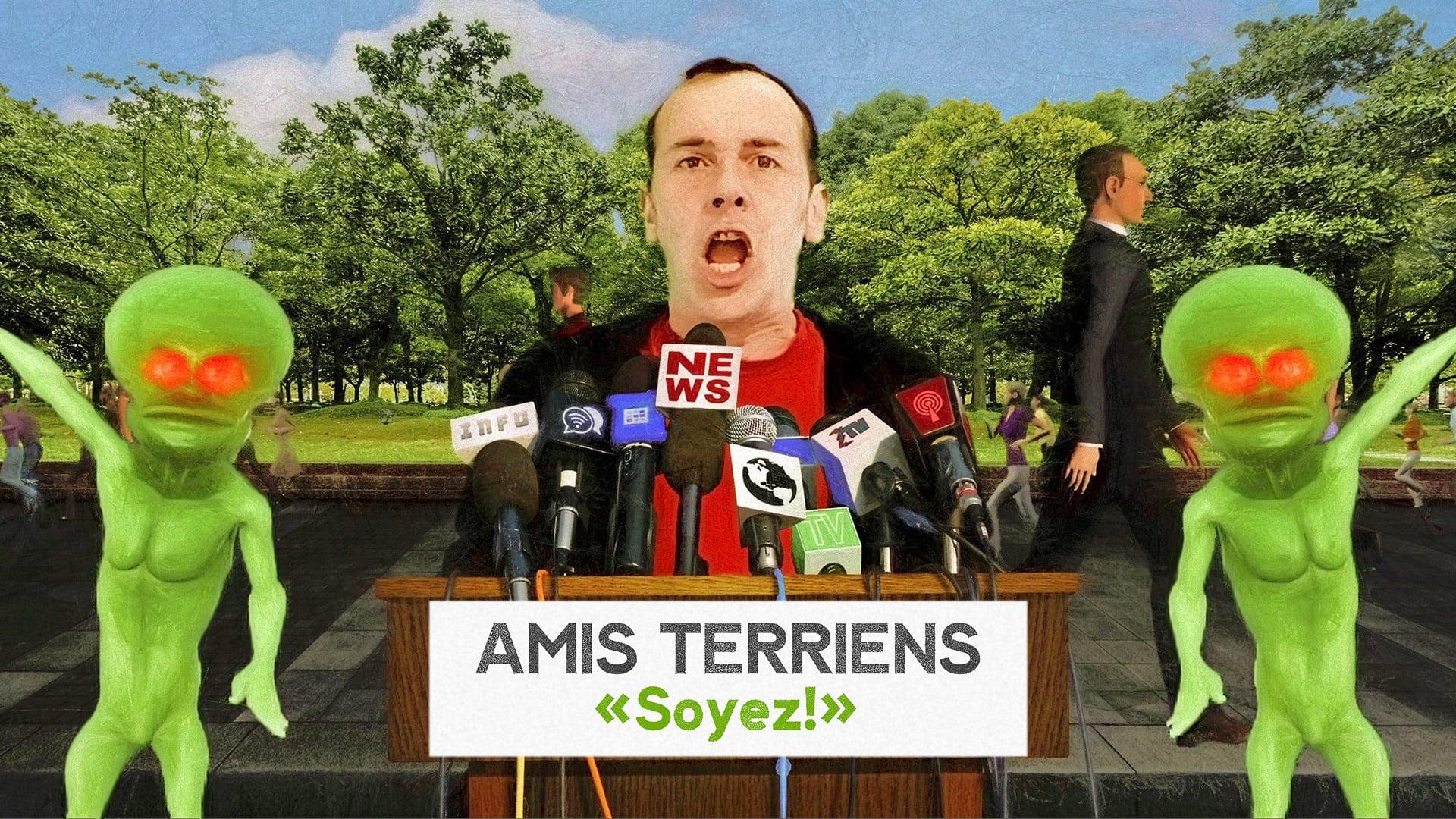 """AMIS TERRIENS — """"SOYEZ"""" [4k]"""