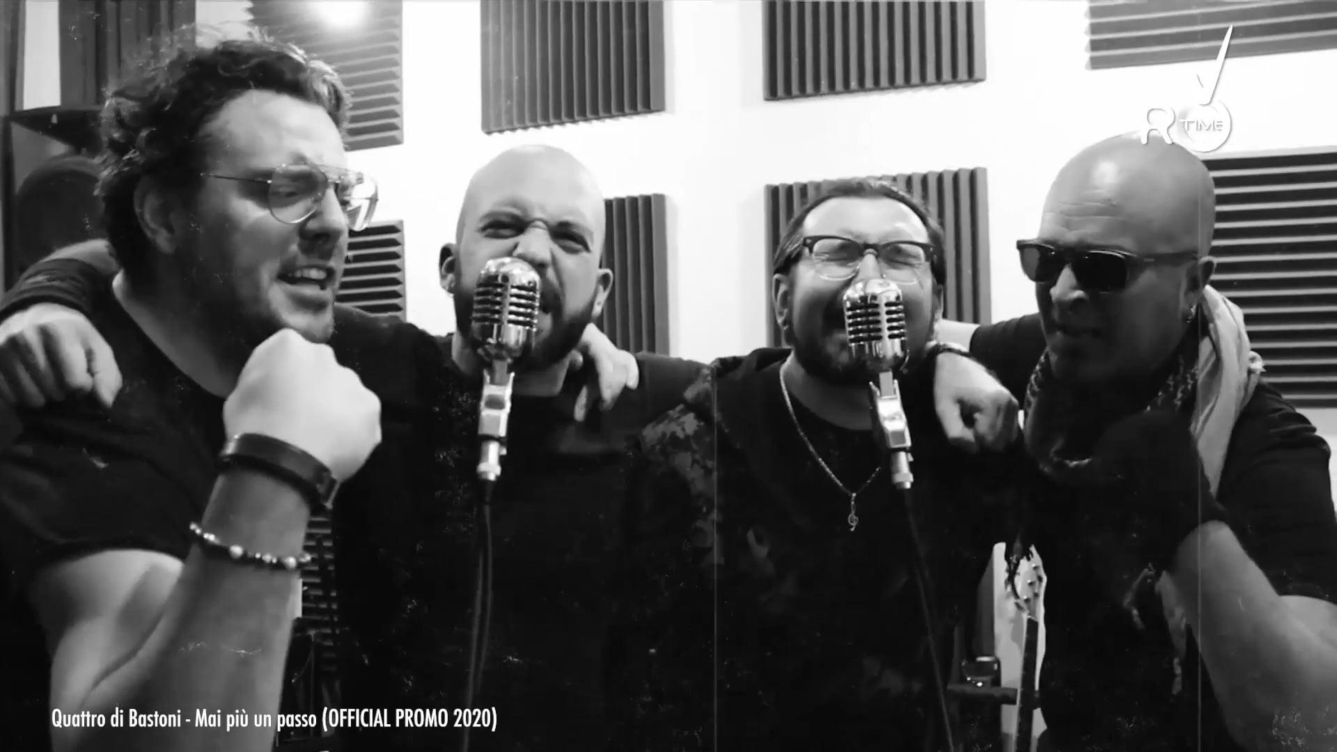 'Quattro di Bastoni', il punk rock rivive con la band sanremese
