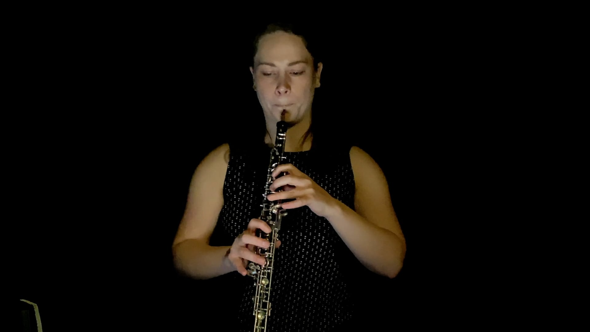 'Still' for solo oboe, by Dorothy Chang