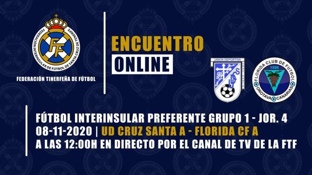 2020-11-08 | UD CRUZ SANTA A - FLORIDA A