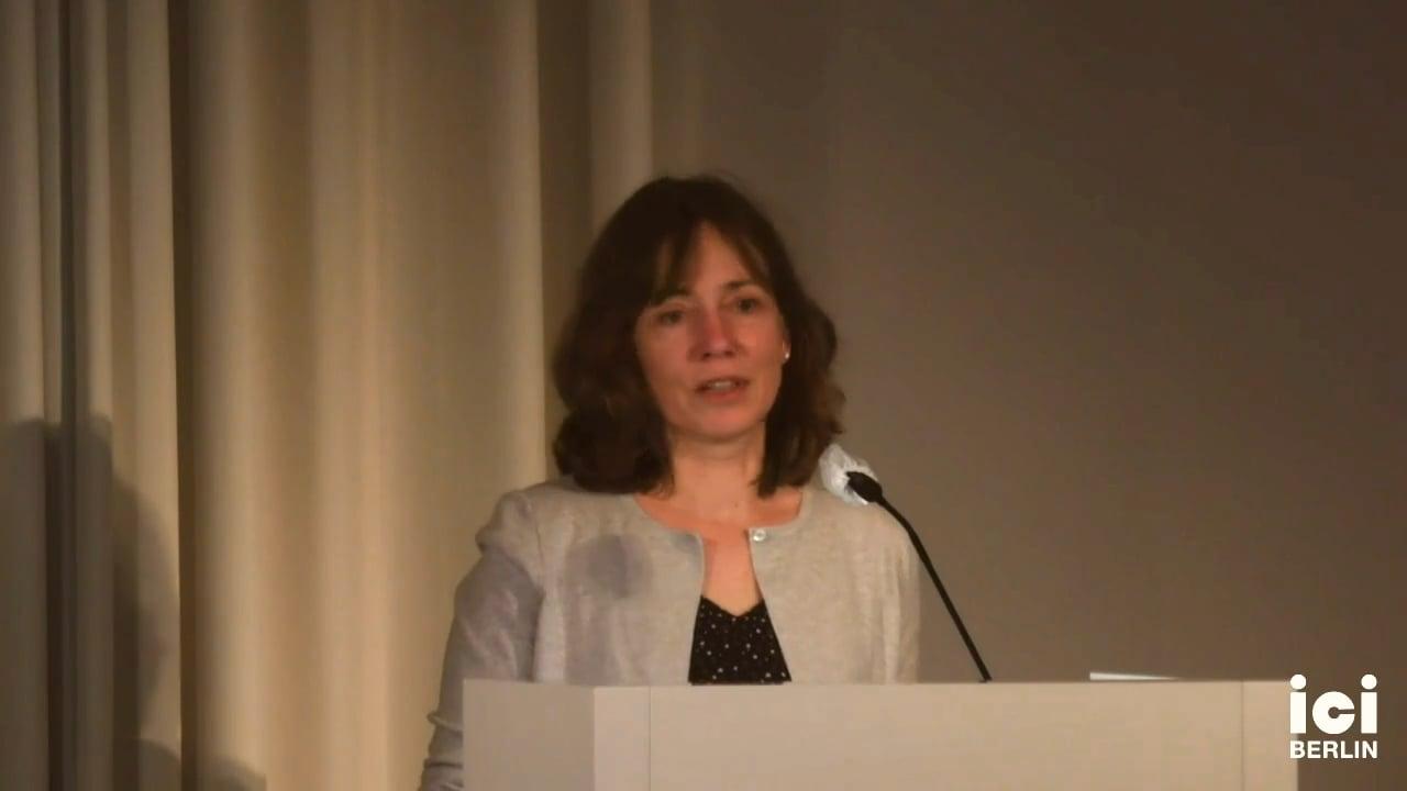 Einführung Sabine Marienberg