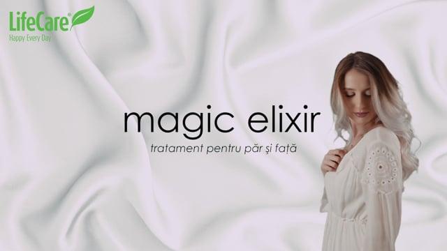 Ulei pentru par si piele, Magic Elixir, cu plante BIO, Life Care®