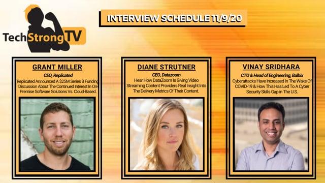 TechStrong TV - November 9, 2020