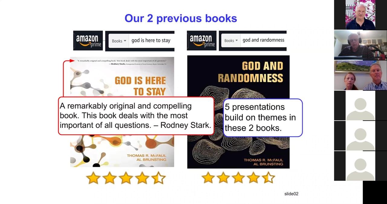 Al's Presentation (Part 2 of Evolutionary Creationism)