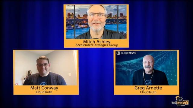 Greg Arnette and  Matt Conway - TechStrong TV