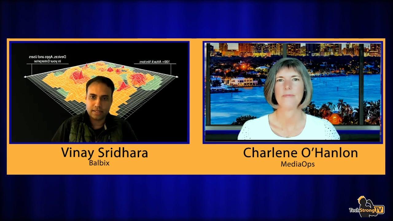 Vinay Sridhara – TechStrong TV