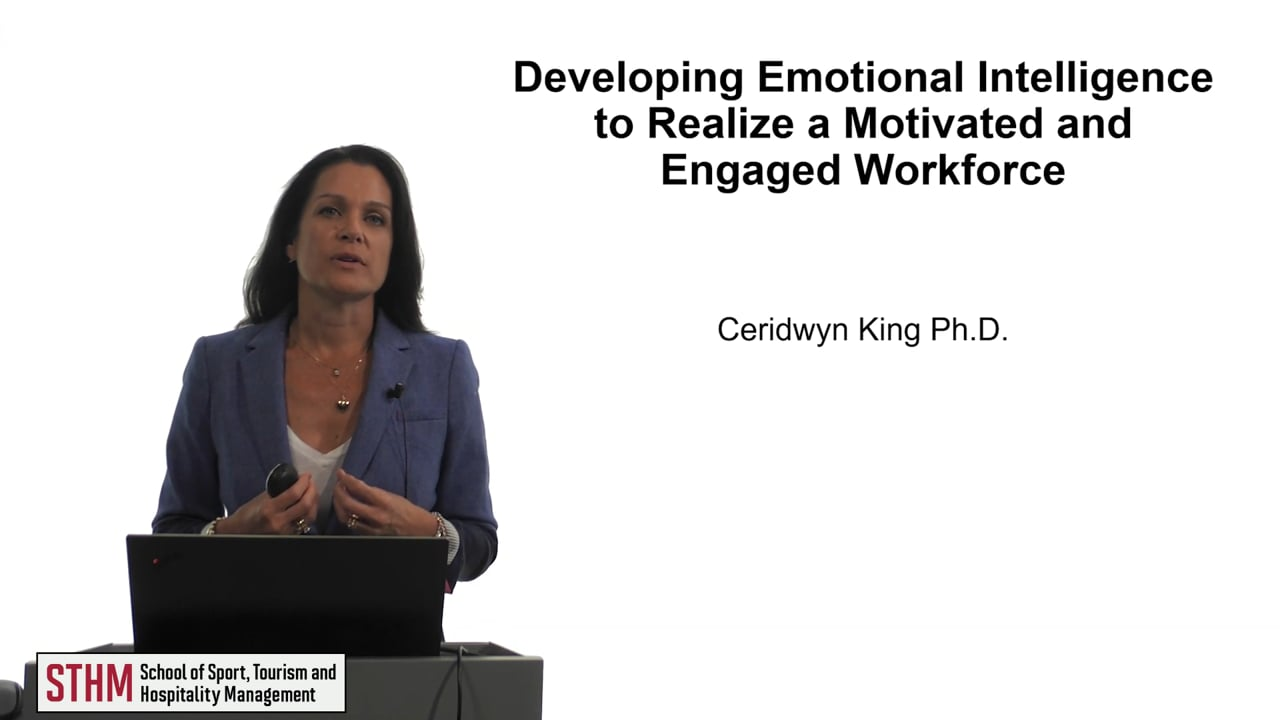 61939Developing Emotional Intelligence to Realize a Motivated and Engaged Workforce