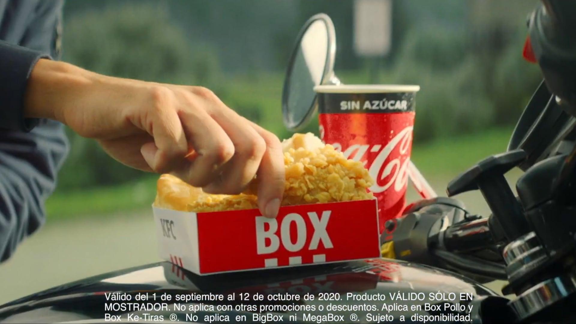 KFC ¡Quítale la pausa a tu antojo!