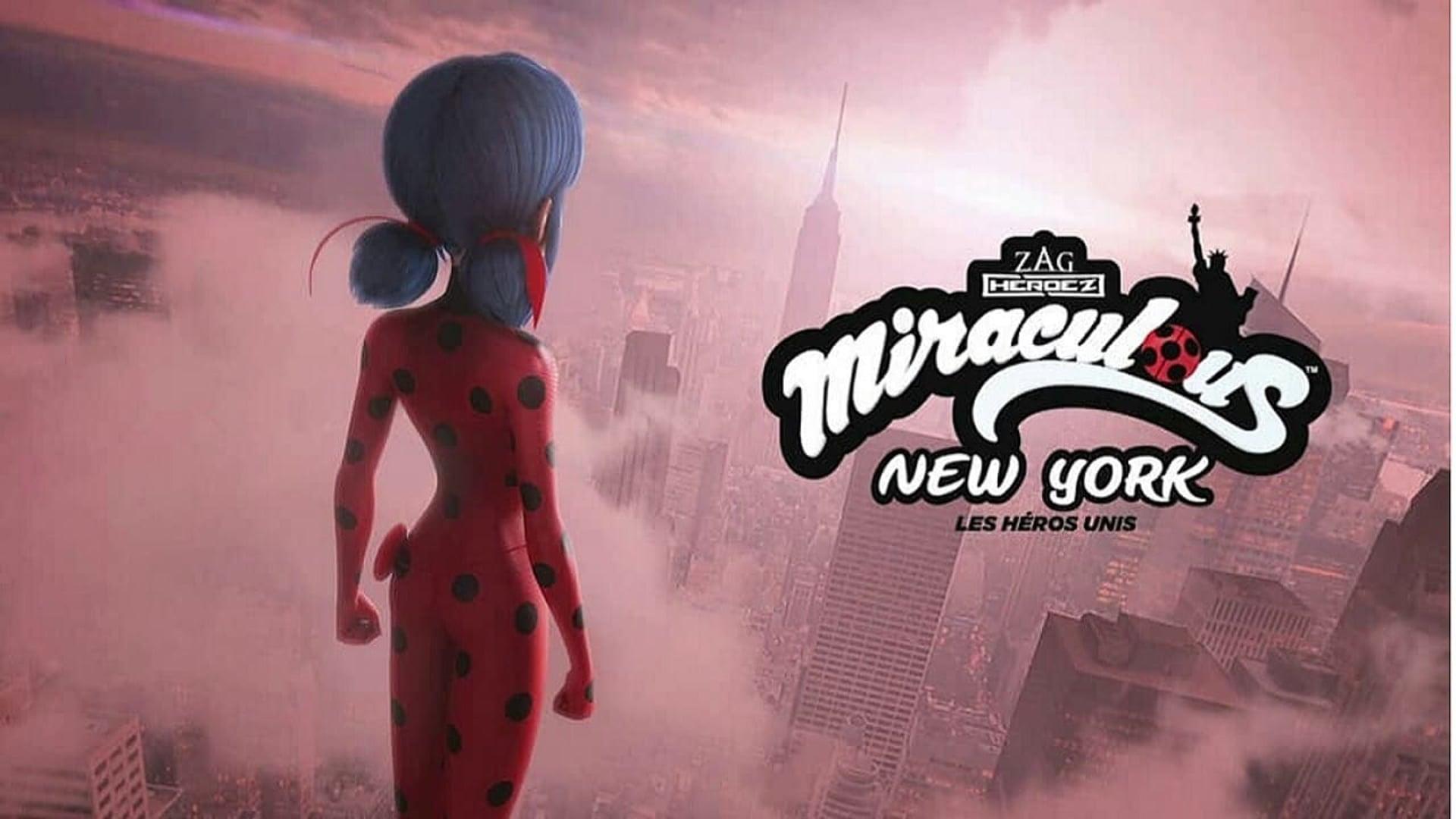 MIRACULOUS - New York, les héros unis