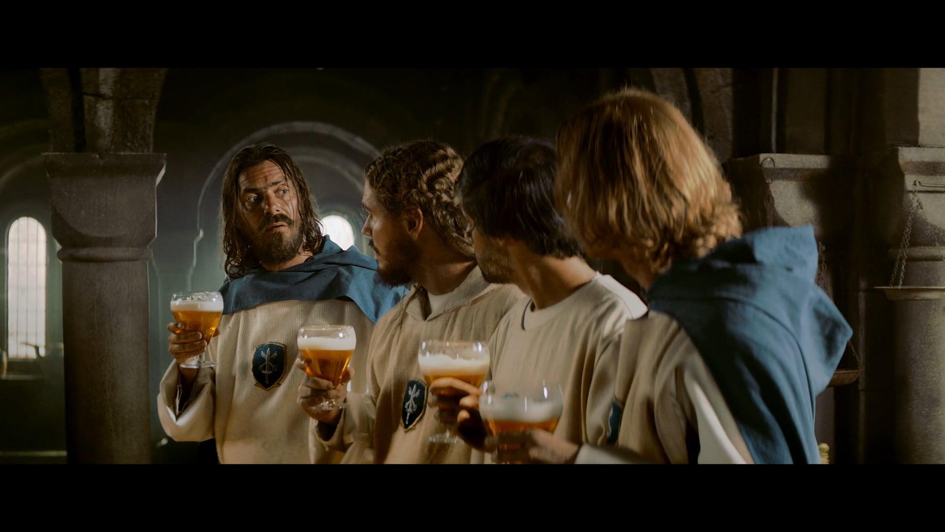 Robbie van Brussel ▲ Affligem Bier