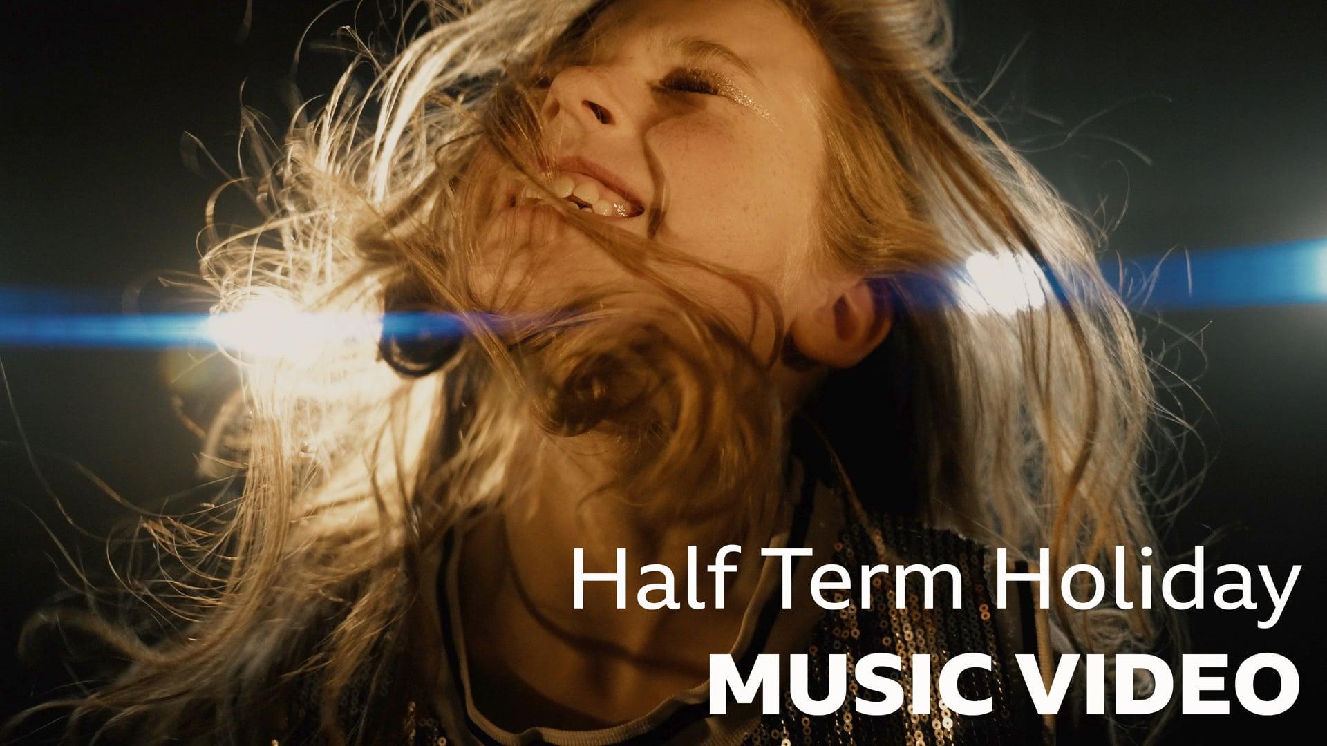 KratyKuts - Disco Sally - Half Term Holiday Music Video