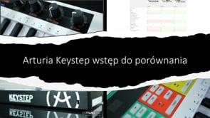 Arturia Keystep spefycikacja techniczna