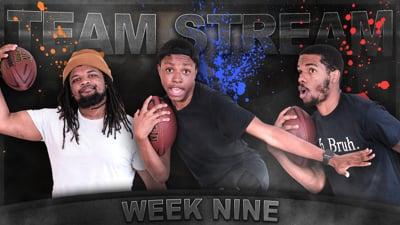 The Madden Beef Week 9 Team Stream - Stream Replay