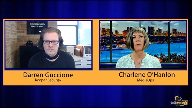 Darren Guccione - TechStrong TV